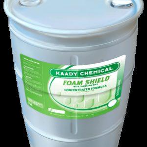 foam shield barrel