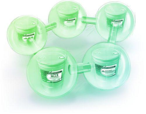 molecule barrels