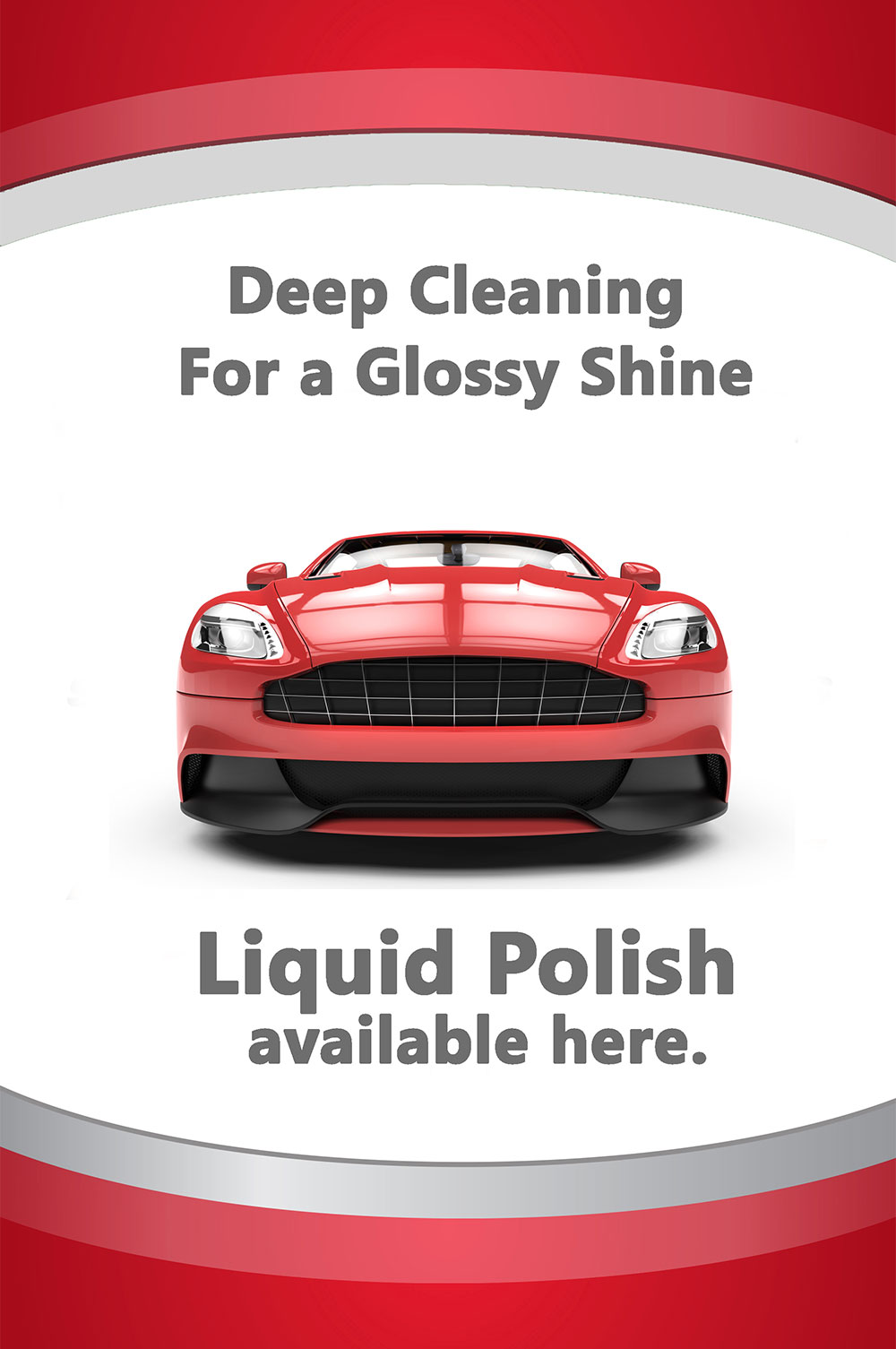 Liquid Polish sign